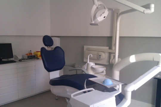Apertura de clinica dental
